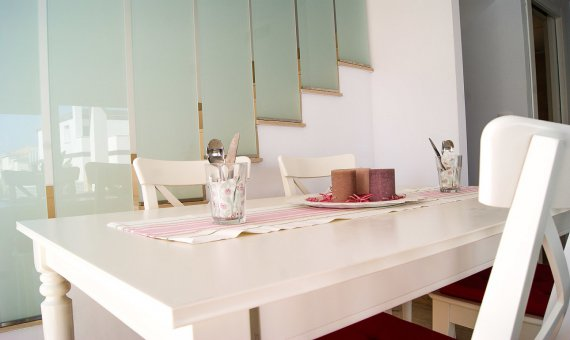 Casa pareada en Alicante, Santa Pola, 99 m2, piscina   | 6