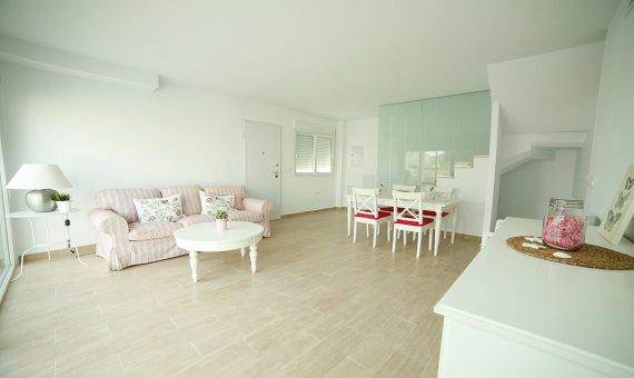 Casa pareada en Alicante, Santa Pola, 99 m2, piscina   | 4