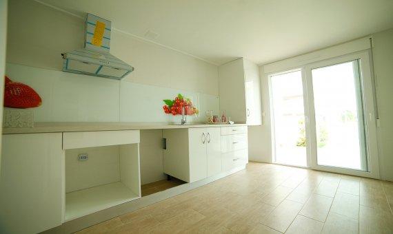 Casa pareada en Alicante, Santa Pola, 99 m2, piscina   | 7