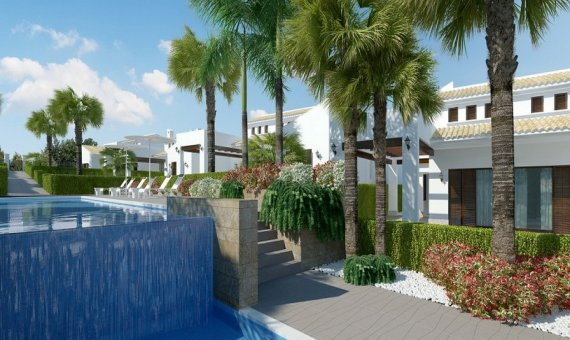 Villa in Alicante, Algorfa, 132 m2, pool   | 10