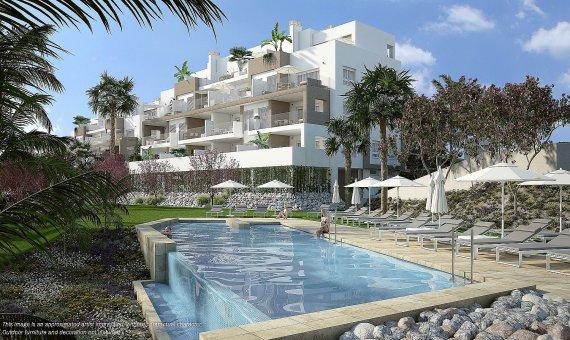Piso en Alicante, Orihuela Costa, 83 m2, piscina -
