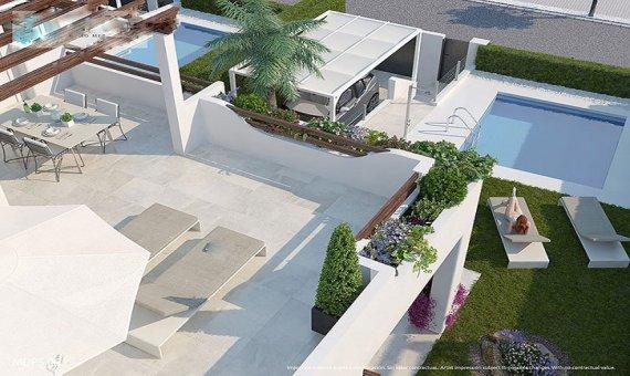 Дом в Мурсии, Сан-Хуан-де-лос-Террерос, 203 м2, бассейн   | 12