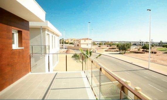 Villa en Alicante, Santa Pola, 152 m2, piscina   | 4