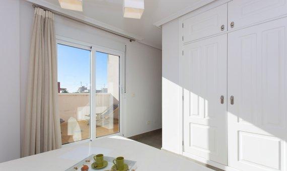 Casas adosada en Alicante, Santa Pola, 95 m2, piscina   | 9