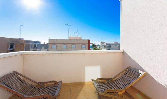Casas adosada en Alicante, Santa Pola, 95 m2, piscina   | 2