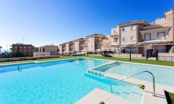 Casas adosada en Alicante, Santa Pola, 95 m2, piscina   | 15