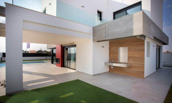 Villa en Murcia, Los Alcazares  Mar Menor, 173 m2, piscina   | 20