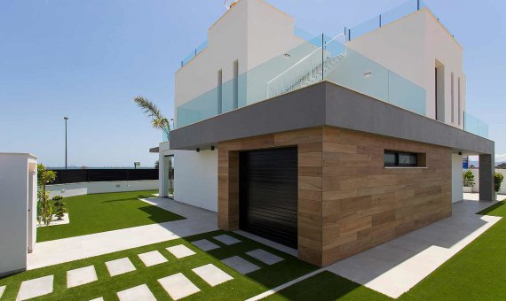 Villa en Murcia, Los Alcazares  Mar Menor, 161 m2, piscina   | 18