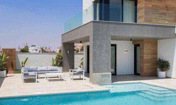 Villa en Murcia, Los Alcazares  Mar Menor, 161 m2, piscina   | 19