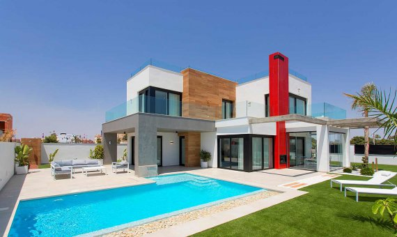 Villa en Murcia, Los Alcazares  Mar Menor, 161 m2, piscina   | np005772_g_ej672up6p0swtuphzpnf-570x340-jpg