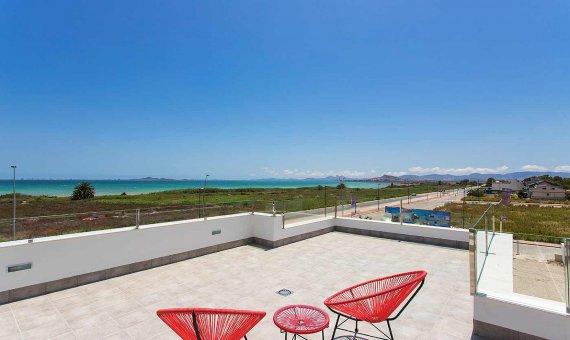Villa en Murcia, Los Alcazares  Mar Menor, 161 m2, piscina   | 2