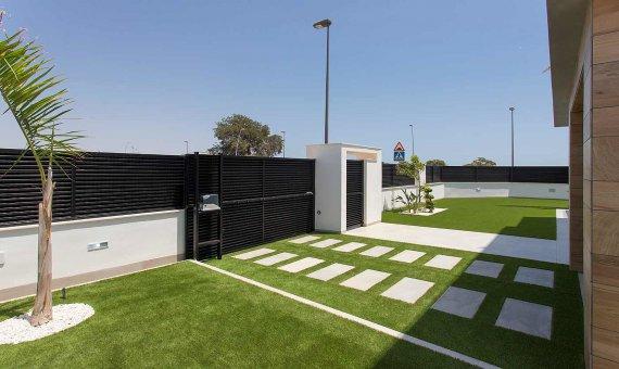 Villa en Murcia, Los Alcazares  Mar Menor, 161 m2, piscina   | 3