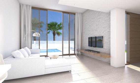 Villa in Alicante, Torrevieja, 263 m2, pool   | 3