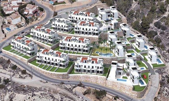 Villa en Alicante, Benidorm, 210 m2, piscina   | 12