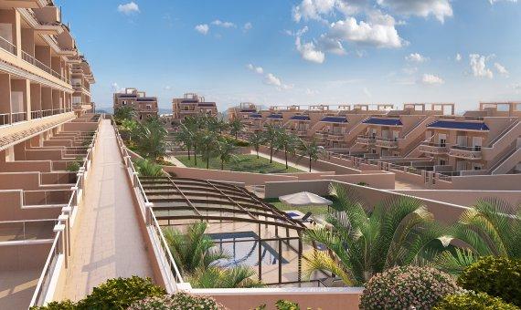 Piso en Alicante, Punta Prima, 68 m2, piscina     15