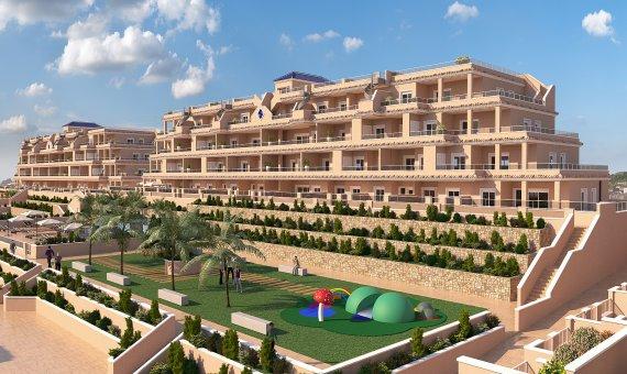 Piso en Alicante, Torrevieja, 74 m2, piscina -