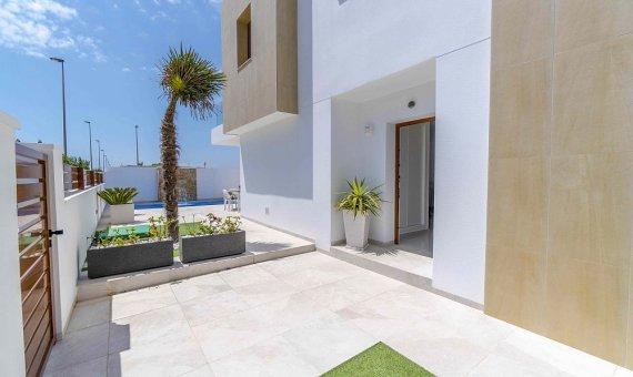 Вилла в Мурсии, Торре-де-ла-Орадада, 134 м2, бассейн   | 21