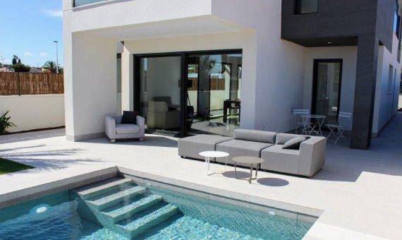 Villa en Alicante, La Marina, 265 m2, piscina   | 32