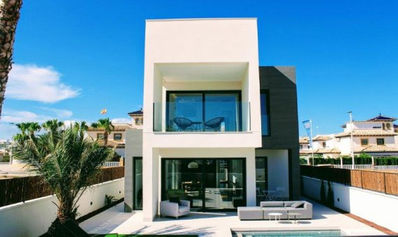Villa en Alicante, La Marina, 265 m2, piscina   | 22