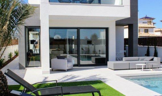 Villa en Alicante, La Marina, 265 m2, piscina   | 34
