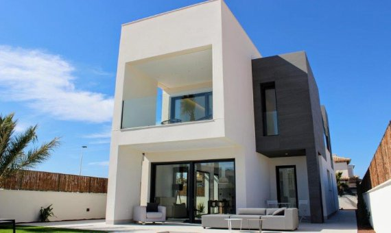 Villa en Alicante, La Marina, 265 m2, piscina   | 24