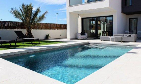 Villa en Alicante, La Marina, 265 m2, piscina   | 33