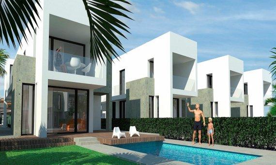 Villa en Alicante, La Marina, 265 m2, piscina   | 28