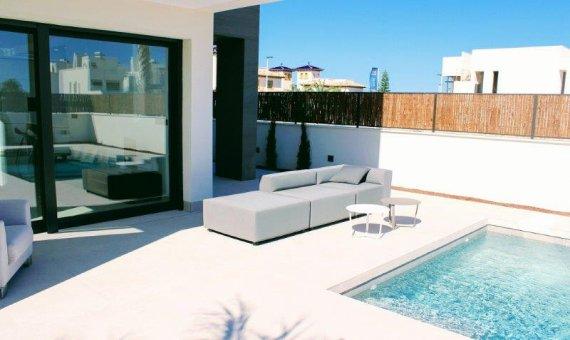 Villa en Alicante, La Marina, 265 m2, piscina   | 31