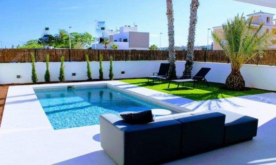 Villa en Alicante, La Marina, 265 m2, piscina   | 30