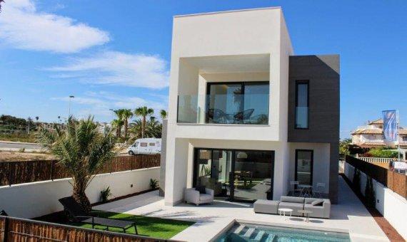 Villa en Alicante, La Marina, 265 m2, piscina   | 25