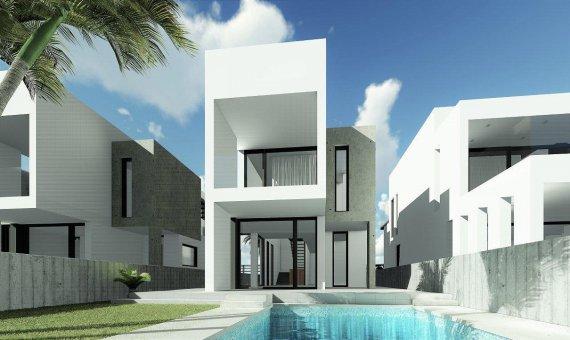 Villa en Alicante, La Marina, 265 m2, piscina   | 29
