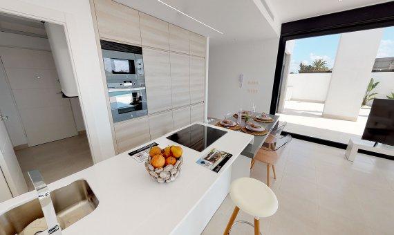 Villa en Alicante, Sucina, 138 m2, piscina   | 5