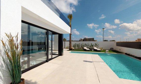 Villa en Alicante, Sucina, 138 m2, piscina   | 15