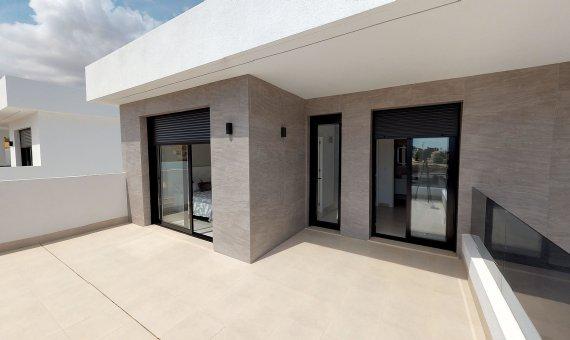 Villa en Alicante, Sucina, 138 m2, piscina   | 16