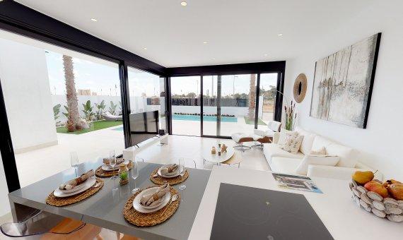 Villa en Alicante, Sucina, 138 m2, piscina   | 4