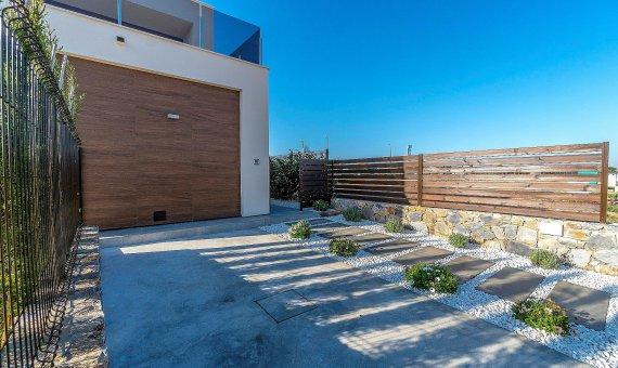 Villa en Alicante, Roda, 141 m2, piscina     15
