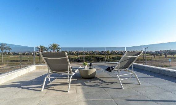 Villa en Alicante, Roda, 141 m2, piscina     14