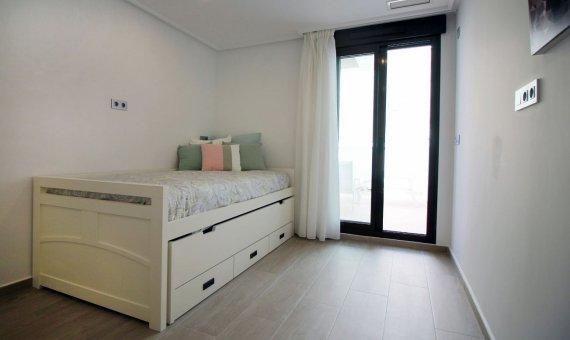Квартира на последнем этаже в Аликанте, Торре-де-ла-Орадада, 72 м2, бассейн   | 9