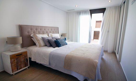 Квартира на последнем этаже в Аликанте, Торре-де-ла-Орадада, 72 м2, бассейн   | 7