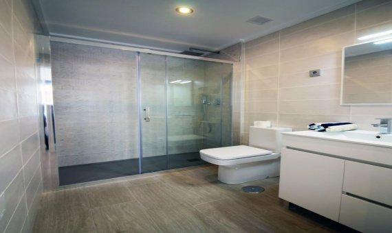 Квартира на последнем этаже в Аликанте, Торре-де-ла-Орадада, 72 м2, бассейн   | 11