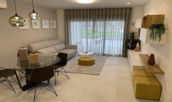 Квартира в Аликанте, Гвардамар-дель-Сегура, 80 м2, бассейн   | 4