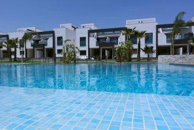 Квартира в Аликанте, Гвардамар-дель-Сегура, 80 м2, бассейн