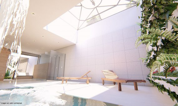 Квартира в Аликанте, Гвардамар-дель-Сегура, 80 м2, бассейн   | 15