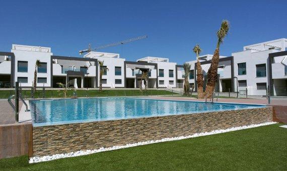 Квартира в Аликанте, Гвардамар-дель-Сегура, 80 м2, бассейн   | 9