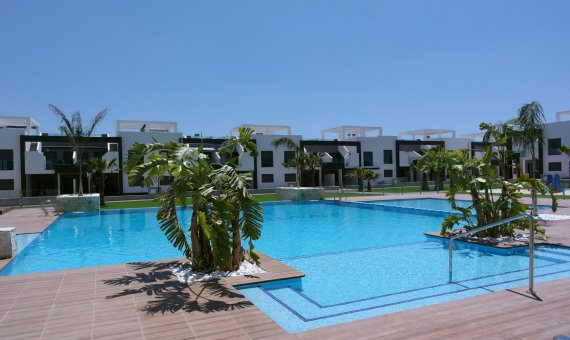 Квартира в Аликанте, Гвардамар-дель-Сегура, 80 м2, бассейн   | 13