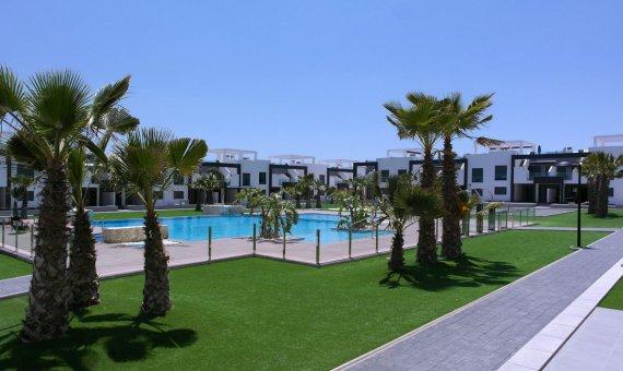 Квартира в Аликанте, Гвардамар-дель-Сегура, 80 м2, бассейн   | 12