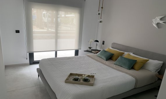 Квартира в Аликанте, Гвардамар-дель-Сегура, 80 м2, бассейн   | 7