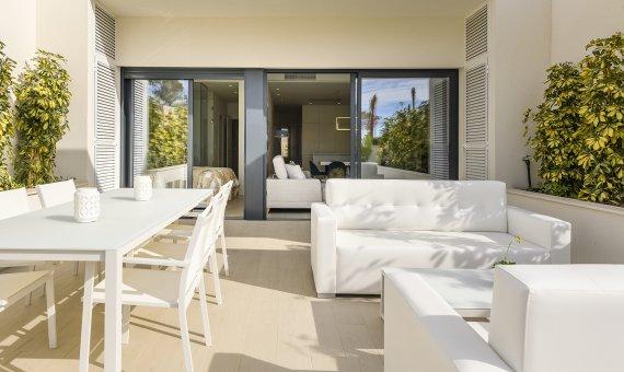 Квартира в Аликанте, Сан-Мигель-де-Салинас, 180 м2, бассейн   | 14