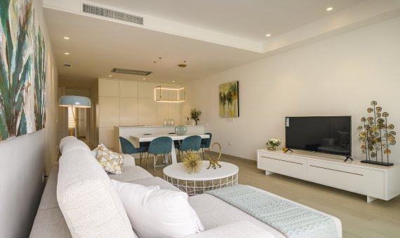 Квартира в Аликанте, Сан-Мигель-де-Салинас, 180 м2, бассейн   | 4