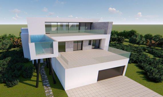 Villa en Alicante, Rojales, 250 m2, piscina -